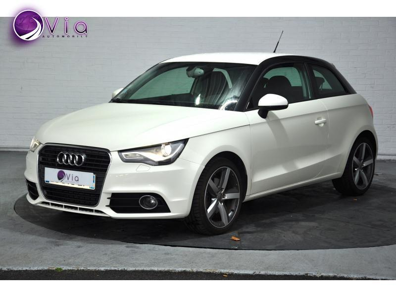 AUDI-A1- 1.4 TFSI 122 Ambition Luxe