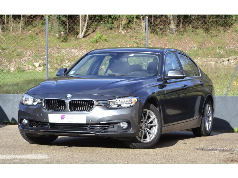 BMW-SERIE 3-318 I 140 LOUNGE BVA
