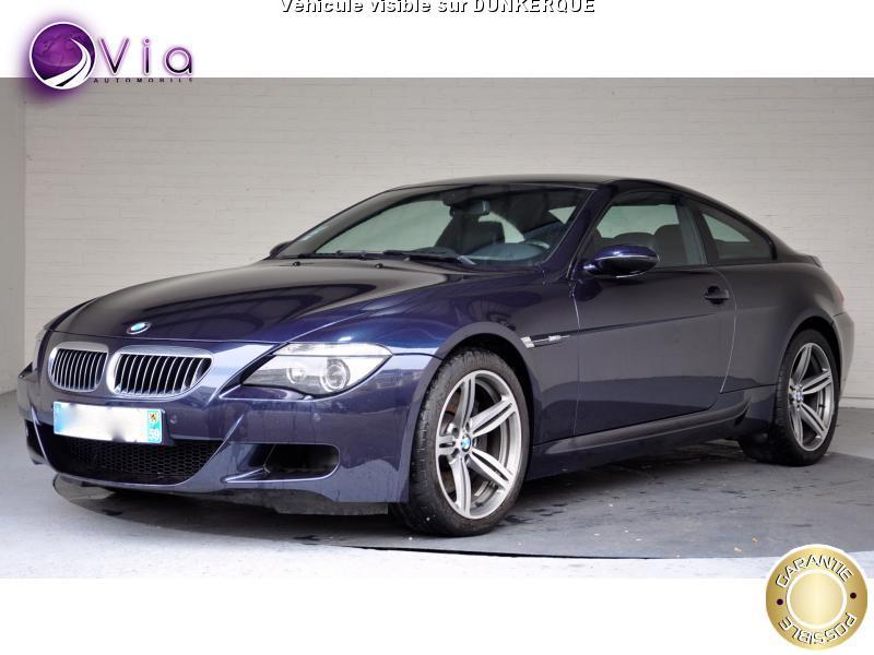 BMW-SERIE 6-M6 Coupé