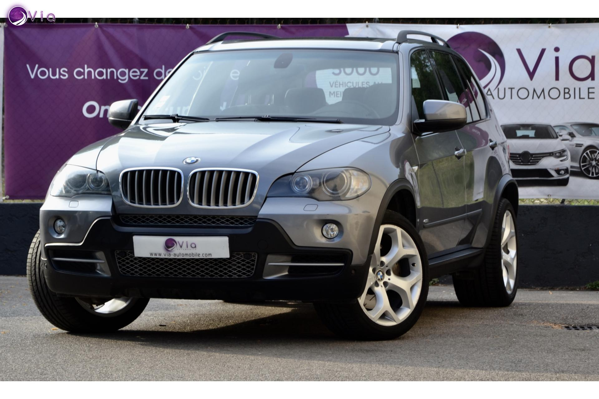 BMW-X5-4.8 I 355 LUXE XDRIVE BVA