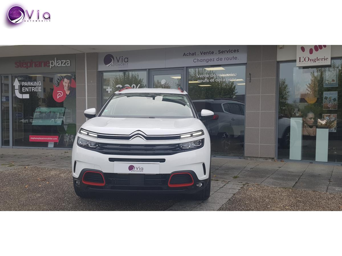 CITROEN-C5 AIRCROSS-CITROEN C5 AIRCROSS 1.5 BLUEHDI 130 SHINE EAT BVA START-STOP