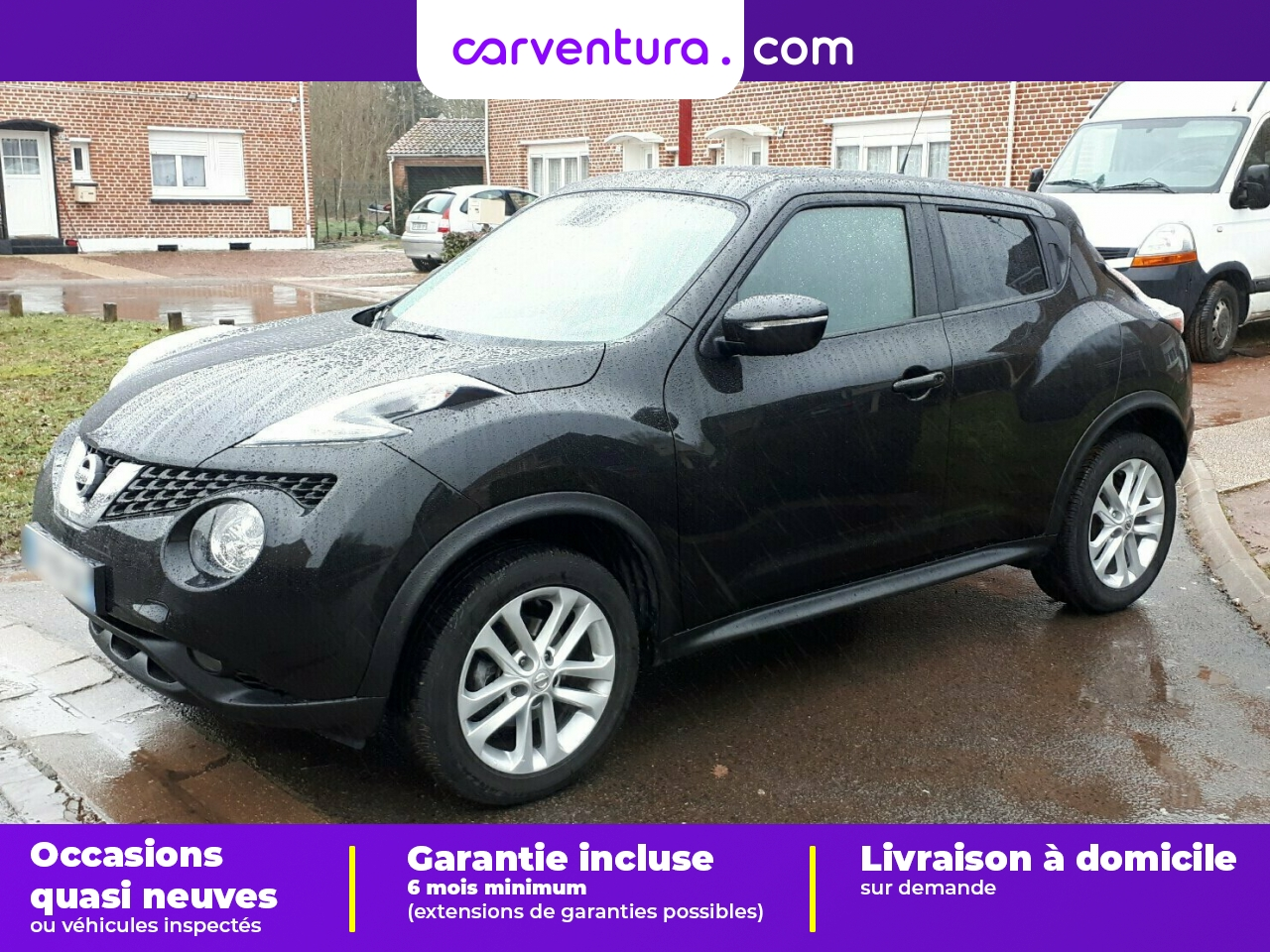 Juke 1.2 digt 115 connect edition 2wd 2017 occasion 62430 Sallaumines