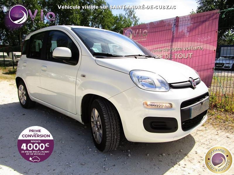 FIAT-PANDA-1.2i  69 Euro 6 EASY