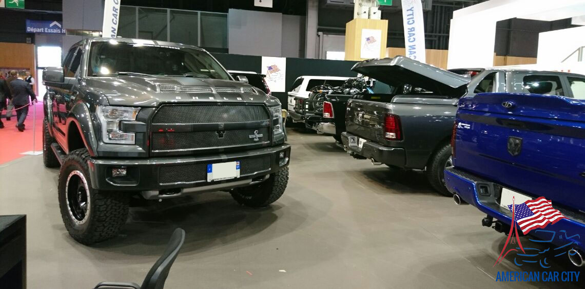 F150 Shelby mondial-2016