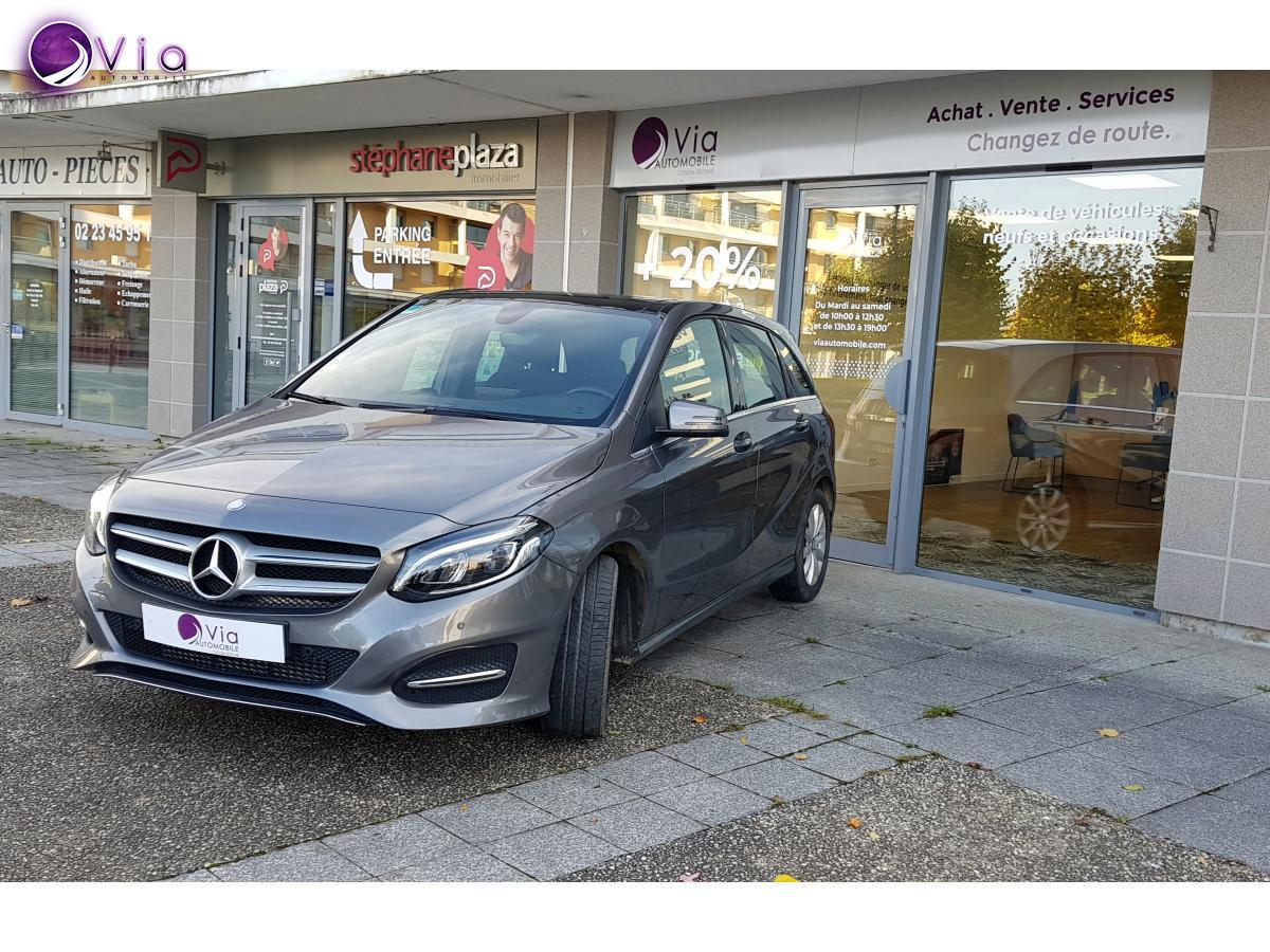 MERCEDES-CLASSE B-MERCEDES CLASSE B 200 D 140 BUSINESS EXECUTIVE EDITION 7G-DCT BVA