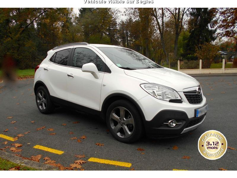 voiture opel mokka occasion diesel 2013 35000 km 18990 b gles gironde 992730614961. Black Bedroom Furniture Sets. Home Design Ideas