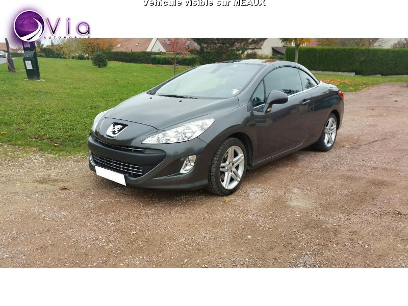 voiture peugeot 308 cc occasion diesel 2010 68990 km. Black Bedroom Furniture Sets. Home Design Ideas