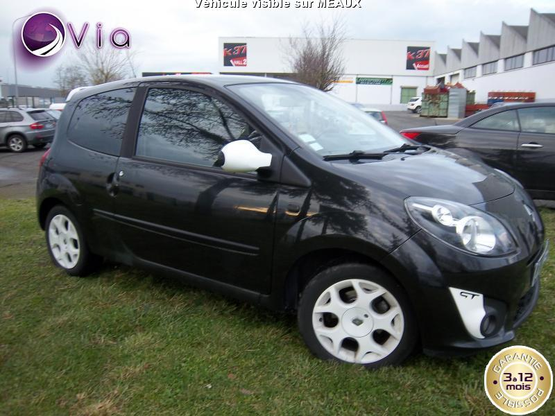voiture renault twingo ii occasion 2008 86500 km. Black Bedroom Furniture Sets. Home Design Ideas