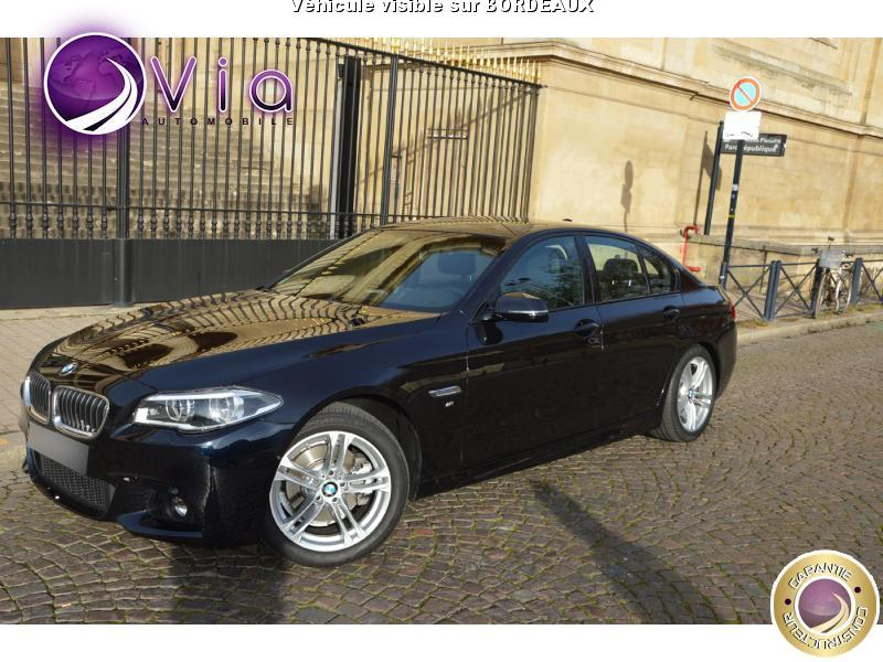 voiture bmw s rie 5 occasion diesel 2014 31500 km 41200 bordeaux gironde 992730824326. Black Bedroom Furniture Sets. Home Design Ideas