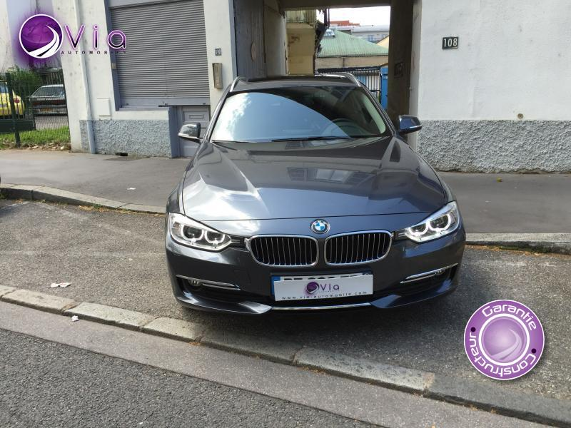 voiture bmw s rie 3 occasion diesel 2014 18900 km. Black Bedroom Furniture Sets. Home Design Ideas