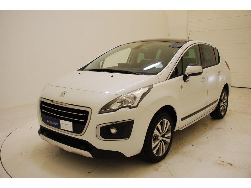 voiture peugeot 3008 occasion essence 2016 10 km