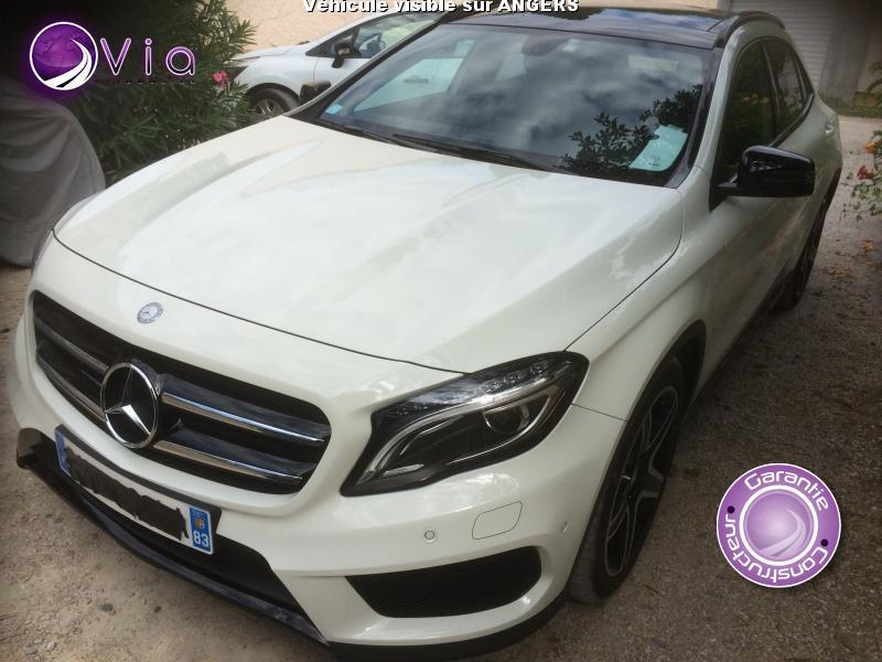 voiture mercedes classe gla occasion diesel 2014 29000 km 37900 angers maine et. Black Bedroom Furniture Sets. Home Design Ideas