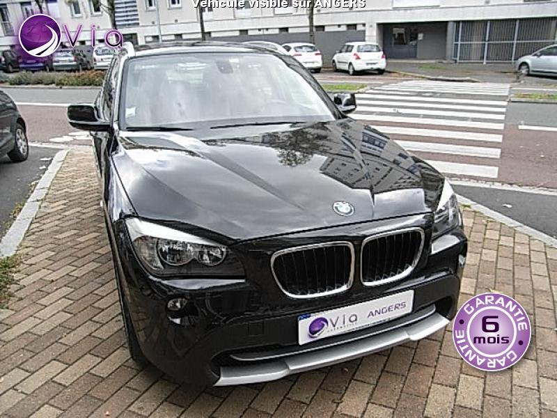 voiture bmw x1 occasion diesel 2012 63000 km 20800. Black Bedroom Furniture Sets. Home Design Ideas