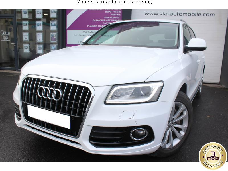 voiture audi q5 occasion diesel 2012 95000 km. Black Bedroom Furniture Sets. Home Design Ideas