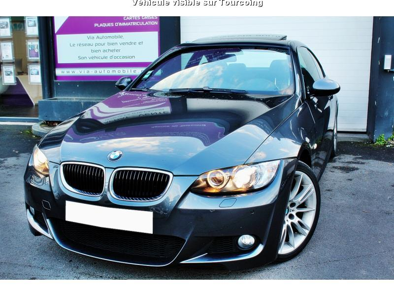 voiture bmw s rie 3 occasion diesel 2007 134000 km 14990 tourcoing nord 992731563538. Black Bedroom Furniture Sets. Home Design Ideas