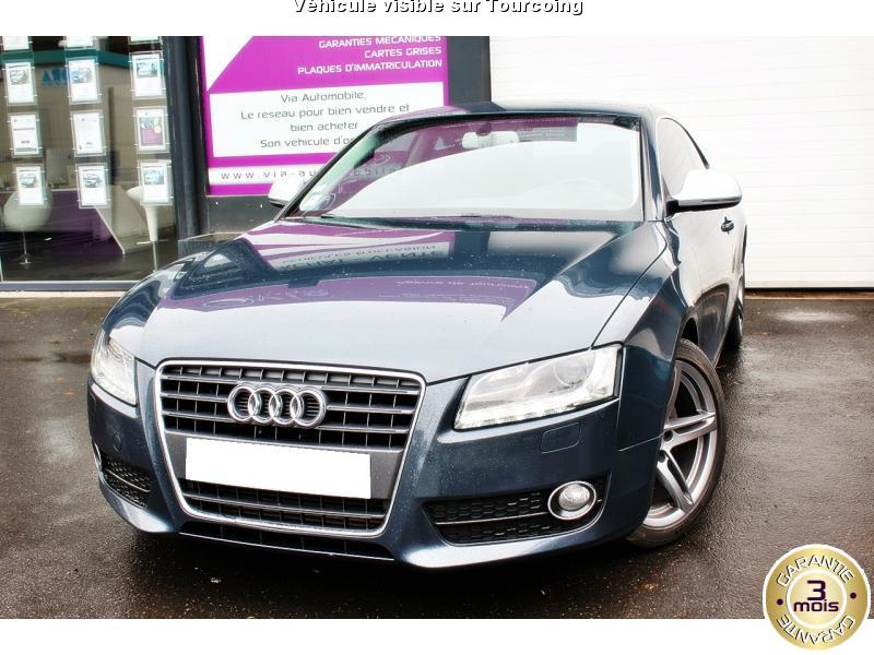 voiture audi a5 occasion diesel 2007 123000 km 17990 tourcoing nord 992731752407. Black Bedroom Furniture Sets. Home Design Ideas