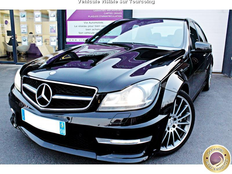 voiture mercedes classe c occasion 2011 84000 km 41990 tourcoing nord 992732073444. Black Bedroom Furniture Sets. Home Design Ideas