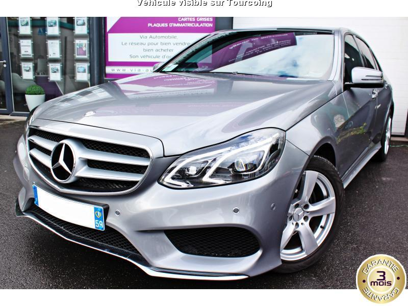 voiture mercedes classe e occasion diesel 2014 159000 km 29990 tourcoing nord. Black Bedroom Furniture Sets. Home Design Ideas