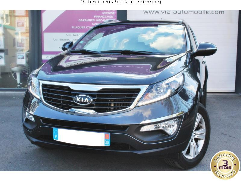 voiture kia sportage occasion diesel 2011 133000 km 12990 tourcoing nord 992732622495. Black Bedroom Furniture Sets. Home Design Ideas