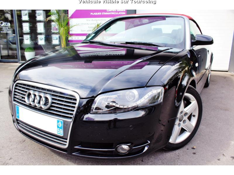 voiture audi a4 occasion diesel 2007 85000 km 18490 tourcoing nord 992732622515. Black Bedroom Furniture Sets. Home Design Ideas