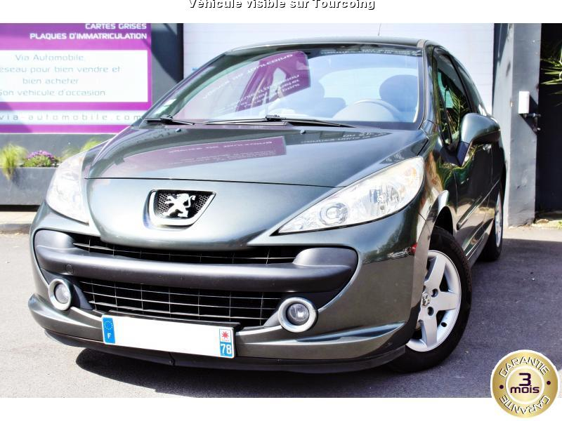 voiture peugeot 207 occasion diesel 2008 98500 km. Black Bedroom Furniture Sets. Home Design Ideas