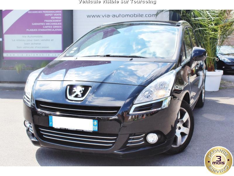 voiture peugeot 5008 occasion diesel 2011 85000 km 12490 tourcoing nord 992733197165. Black Bedroom Furniture Sets. Home Design Ideas