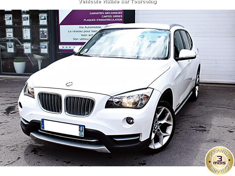 voiture bmw x1 occasion diesel 2013 66000 km 23990 tourcoing nord 992733020269. Black Bedroom Furniture Sets. Home Design Ideas