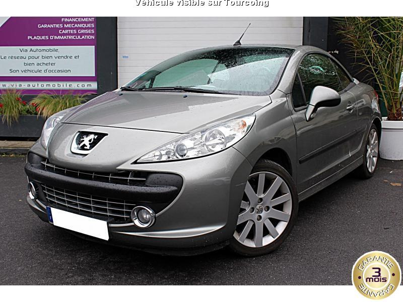 voiture peugeot 207 occasion 2008 36000 km 8990. Black Bedroom Furniture Sets. Home Design Ideas