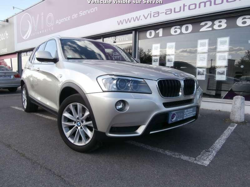 cote auto gratuite et fiche technique bmw x3 x3 177ch luxe steptronic a 2008 11 cv. Black Bedroom Furniture Sets. Home Design Ideas