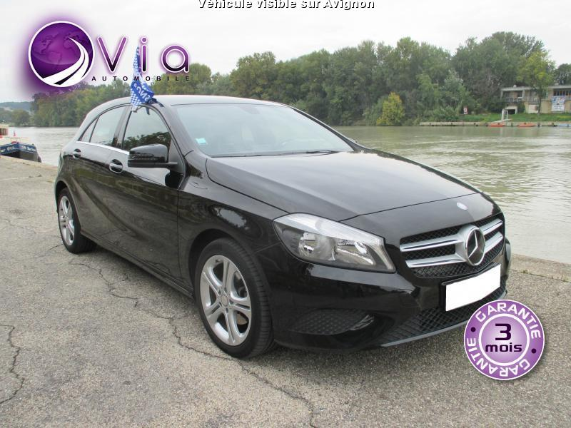 Via automobile avignon mercedes classe a avignon 84000 for Garage mercedes avignon