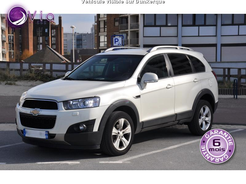 voiture chevrolet captiva occasion diesel 2012 107111 km 15990 dunkerque nord. Black Bedroom Furniture Sets. Home Design Ideas