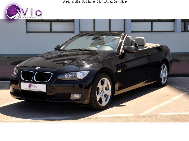 voiture bmw s rie 3 occasion diesel 2009 107000 km 22490 nice alpes maritimes. Black Bedroom Furniture Sets. Home Design Ideas