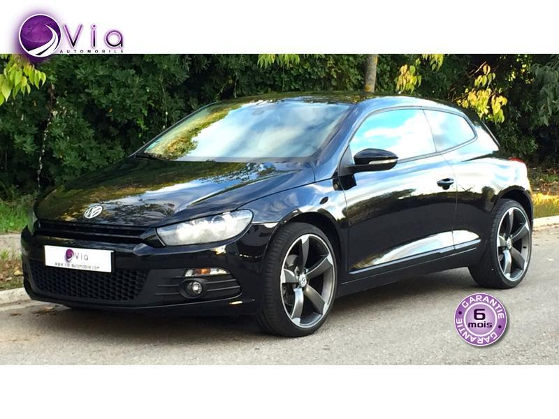voiture volkswagen scirocco occasion diesel 2009 57000 km 15990 dunkerque nord. Black Bedroom Furniture Sets. Home Design Ideas