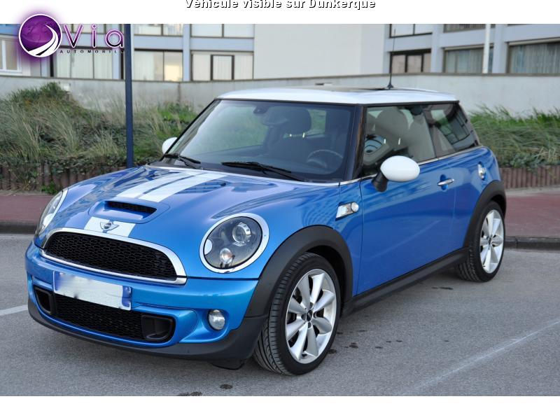 voiture mini cooper s occasion essence 2011 52500 km. Black Bedroom Furniture Sets. Home Design Ideas
