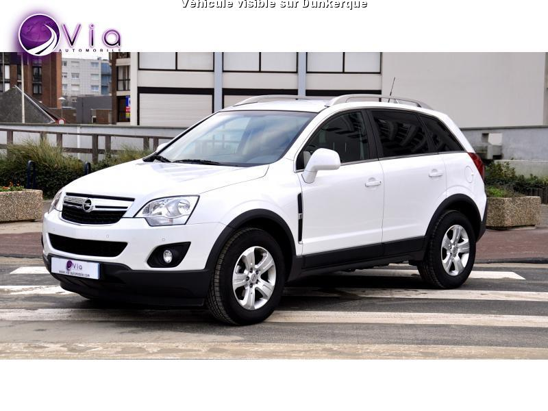 voiture opel antara occasion diesel 2014 4622 km 23990 dunkerque nord 992730659328. Black Bedroom Furniture Sets. Home Design Ideas
