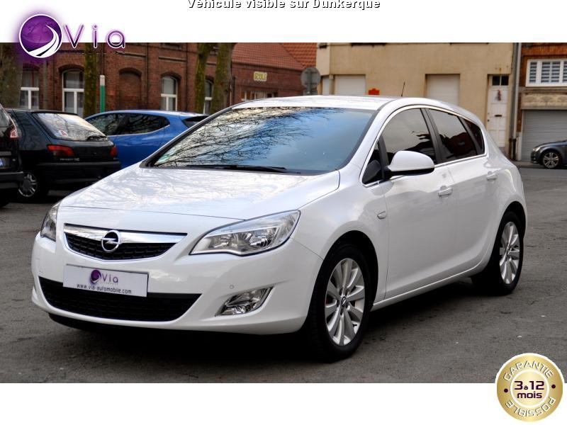 voiture opel astra occasion diesel 2011 83500 km 10990 dunkerque nord 992731170198. Black Bedroom Furniture Sets. Home Design Ideas