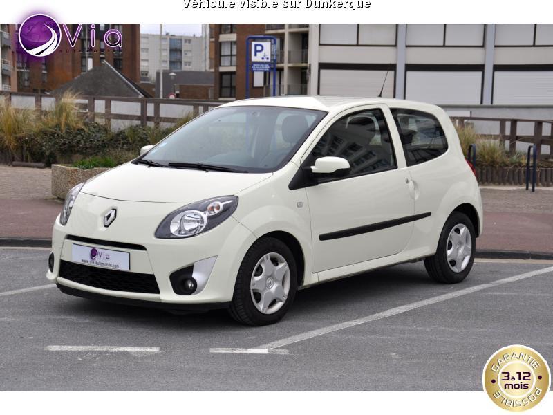voiture renault twingo ii occasion diesel 2010 83000 km 5990 dunkerque nord. Black Bedroom Furniture Sets. Home Design Ideas
