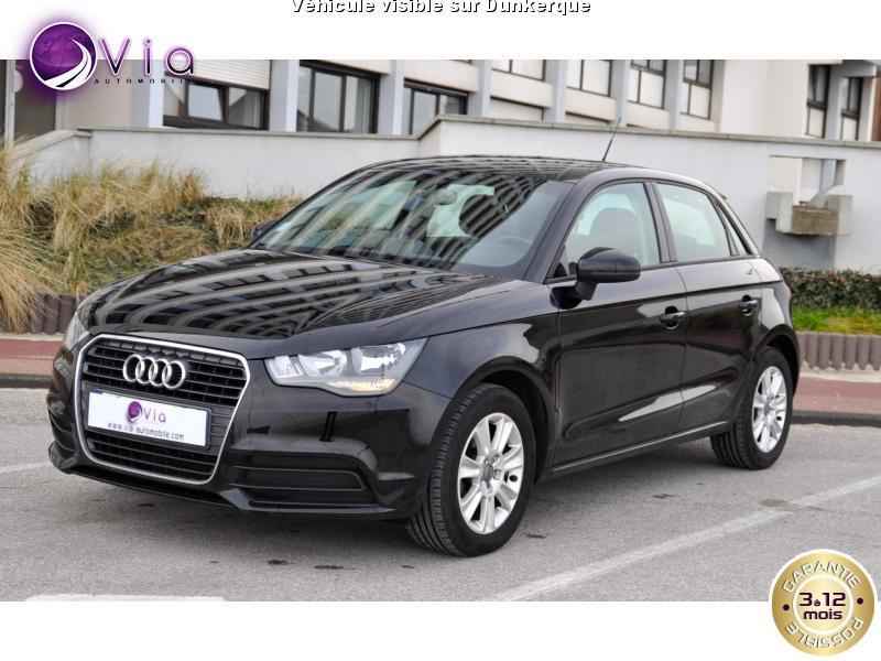 voiture audi a1 occasion 2013 14900 km 14990. Black Bedroom Furniture Sets. Home Design Ideas