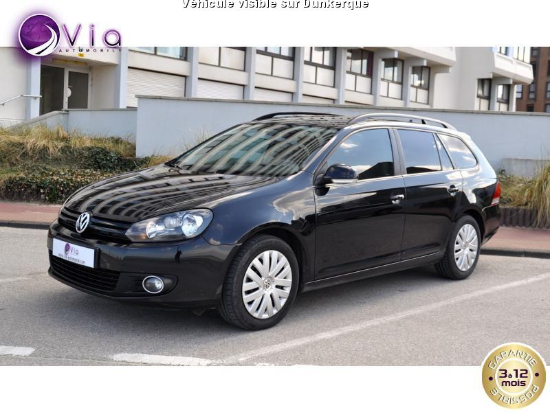 voiture volkswagen golf sw occasion diesel 2012 145000 km 8500 dunkerque nord. Black Bedroom Furniture Sets. Home Design Ideas