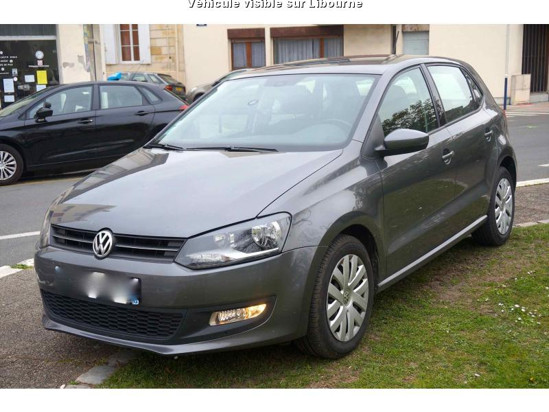 voiture volkswagen polo occasion diesel 2011 93000 km 9490 libourne gironde. Black Bedroom Furniture Sets. Home Design Ideas