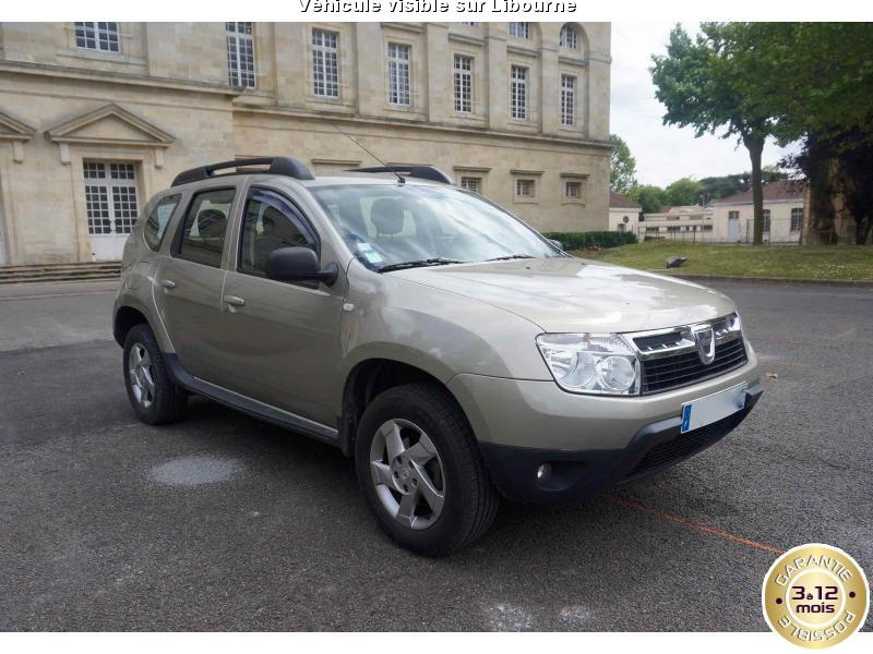 voiture dacia duster occasion diesel 2012 102500 km 9990 libourne gironde 992732578343. Black Bedroom Furniture Sets. Home Design Ideas