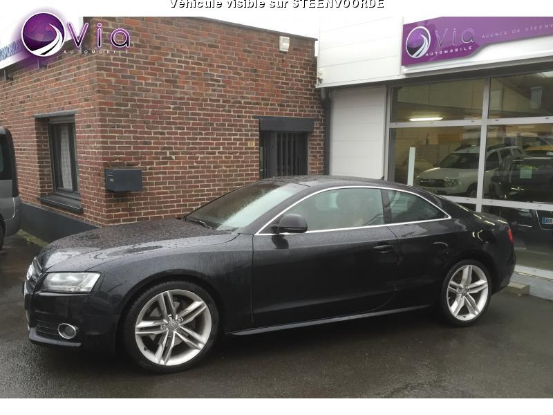 voiture audi a5 occasion diesel 2008 116544 km. Black Bedroom Furniture Sets. Home Design Ideas
