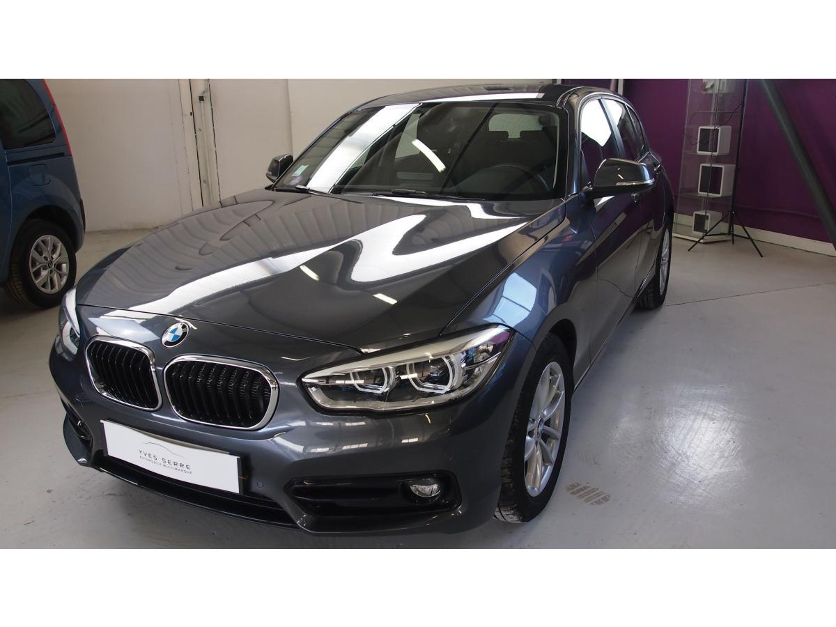 BMW SERIE 1 118i - BVA  BERLINE F20 LCI Business Design PHASE 2 Essence 21490 05000 La Rochette