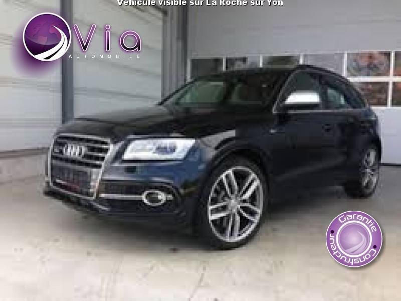 voiture audi q5 occasion diesel 2015 10 km 69790 la roche sur yon vend e 992728779620. Black Bedroom Furniture Sets. Home Design Ideas