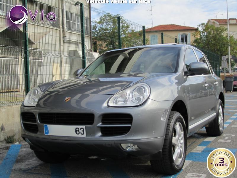 voiture porsche cayenne occasion 2005 160200 km. Black Bedroom Furniture Sets. Home Design Ideas