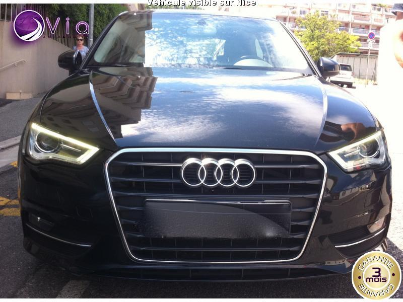 voiture audi a3 occasion diesel 2013 83000 km. Black Bedroom Furniture Sets. Home Design Ideas