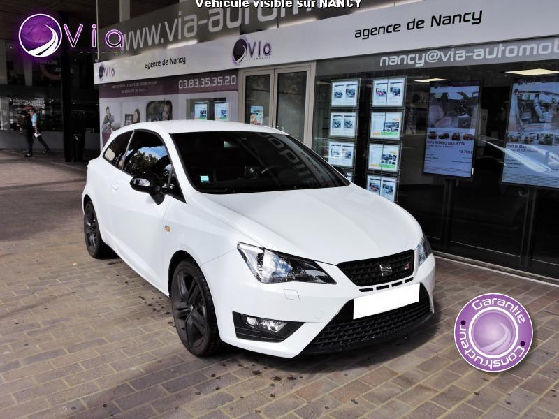 voiture seat ibiza occasion essence 2014 33000 km 16990 nancy meurthe et moselle. Black Bedroom Furniture Sets. Home Design Ideas