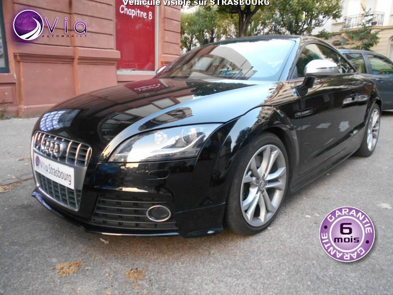 Voiture audi coup occasion 2008 94000 km 24400 for Garage audi bas rhin