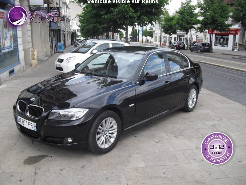 voiture bmw s rie 3 occasion diesel 2009 69987 km 17490 reims marne 992729495074. Black Bedroom Furniture Sets. Home Design Ideas
