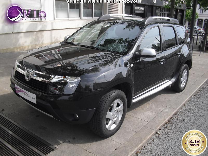 voiture dacia duster occasion diesel 2011 59987 km. Black Bedroom Furniture Sets. Home Design Ideas